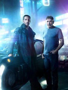 Blade Runner 2049, Harrison Ford y Ryan Gosling