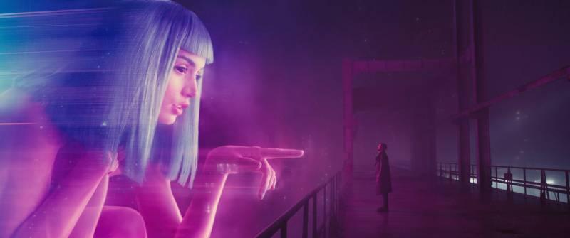 Ana de Armas en 'Blade Runner 2049'