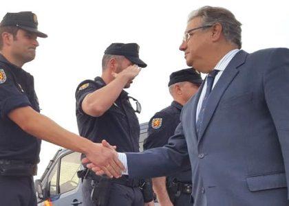 El ministro del Interior, José Ignacio Zoido (Foto Interior)