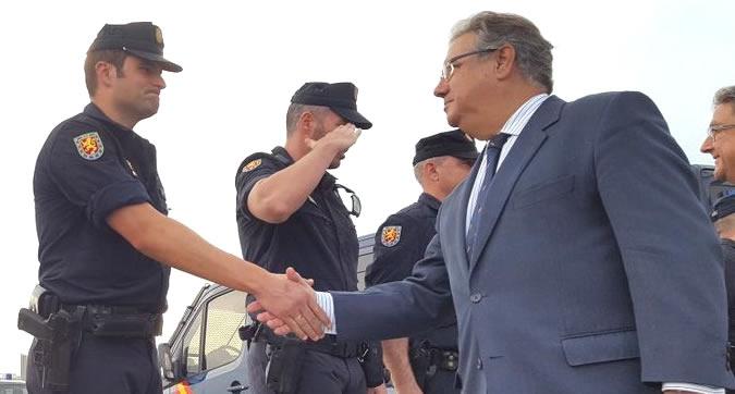El ministro del interior jos ignacio zoido foto for Zoido ministro del interior