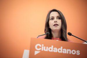 Inés Arrimadas (Foto Cs)