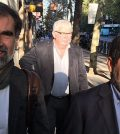 Jordi Sánchez y Jordi Cuixart (Foto: ANC/Òmnium)