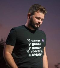 Gabriel Rufián (Foto: ERC)