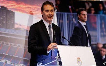 Julen Lopetegui (Foto: Real Madrid)