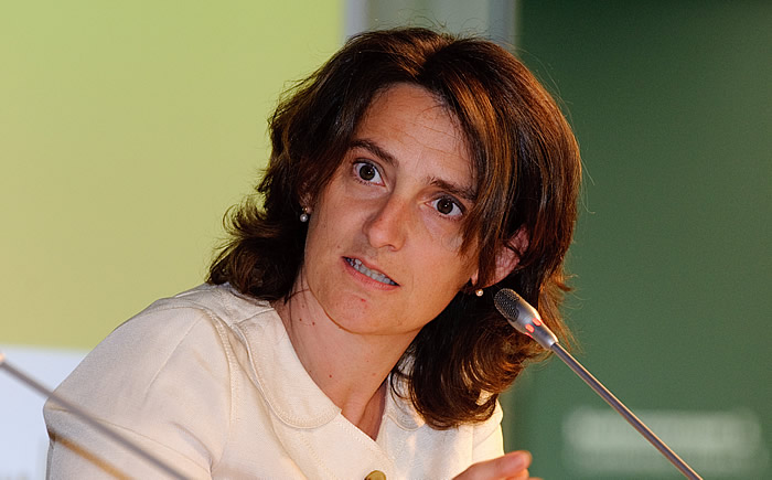 Teresa Ribera (Foto: Heinrich Böll Stiftung / Wikipedia)