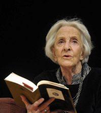 Ida Vitale (Foto: Ministerio Cultura)