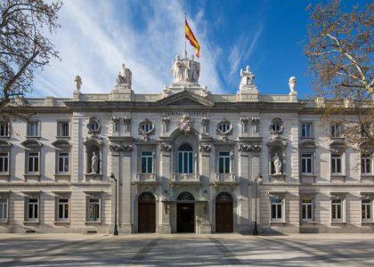Tribunal Supremo (Foto: CGPJ)