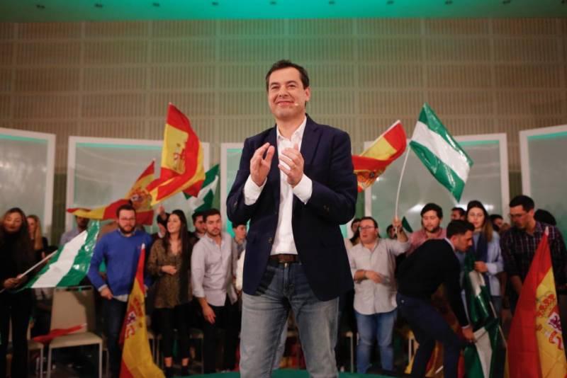 Juanma Moreno (Foto: PP Andalucía)