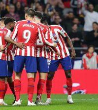 Atlético de Madrid 2019