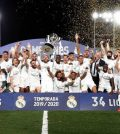 real madrid campeon 2020
