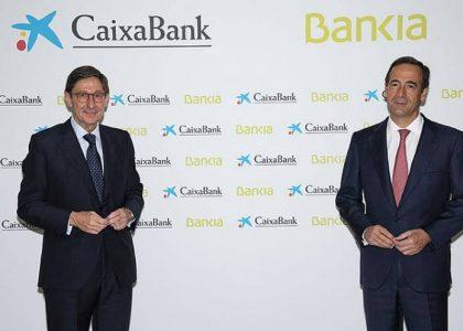 caixabank bankia Gortázar goirigolzarri